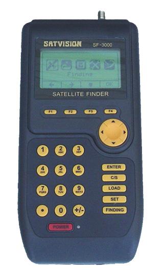 Satellite Finder инструкция - фото 10